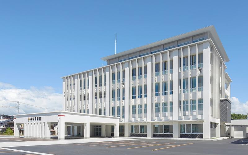 高山警察署庁舎新築工事<建築工事>(高山市)
