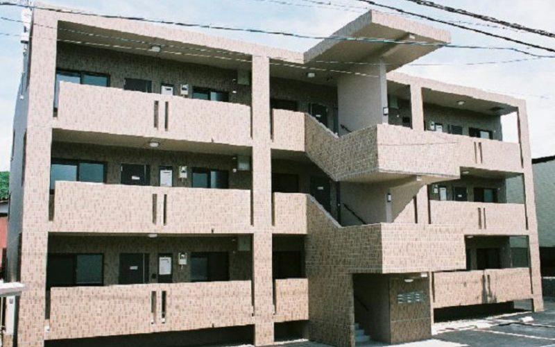 ブレインマンション山王新築工事(高山市片野町)