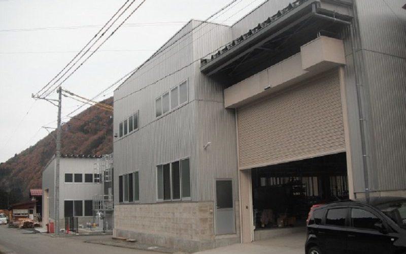 飛騨産業株式会社 上宝工場増改築工事(高山市上宝町)