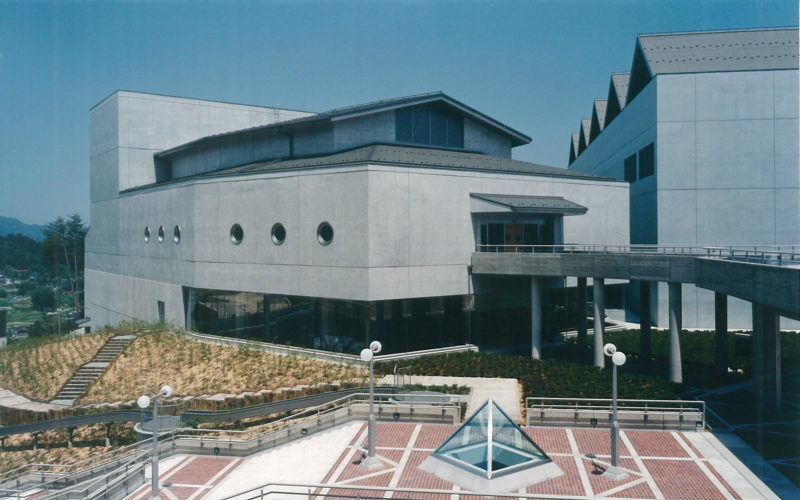 世界民俗文化センター(仮称)小ホール棟建築工事(高山市千島町)