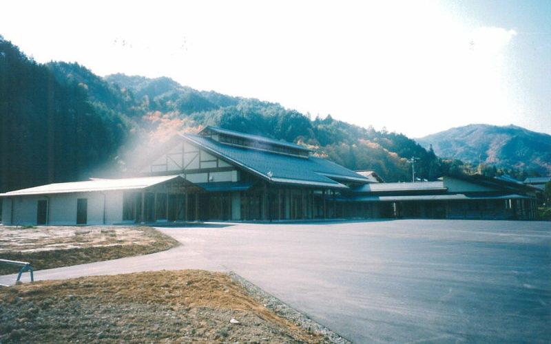 生産物直売・食材供給施設建設工事(高山市清見町)