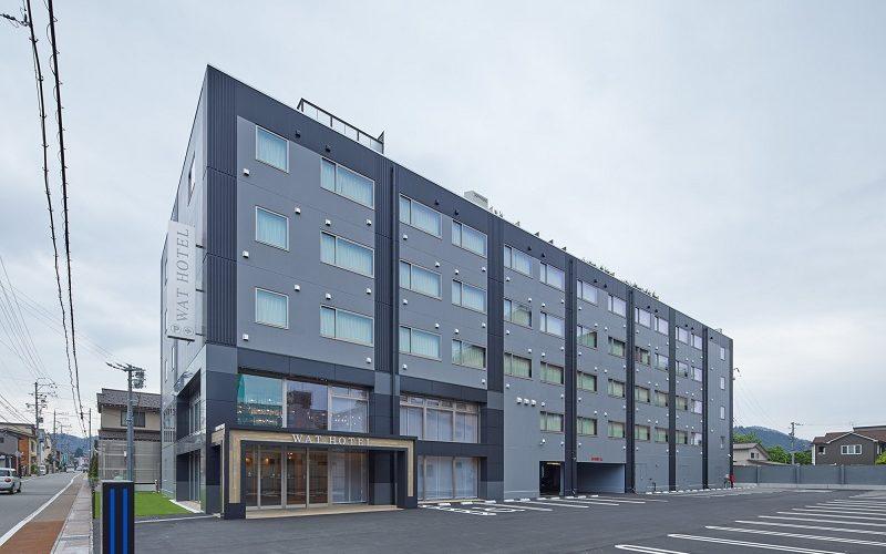 花里町ビジネスホテル新築工事(高山市花里町)