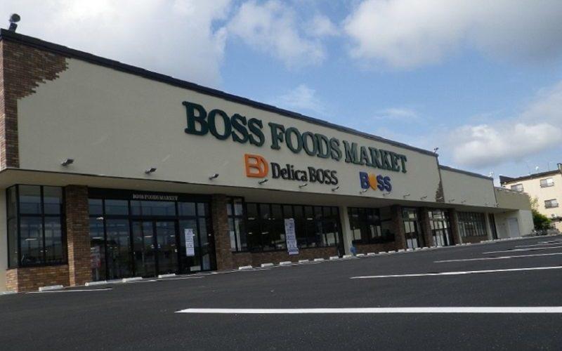 BOSS新店舗改修工事