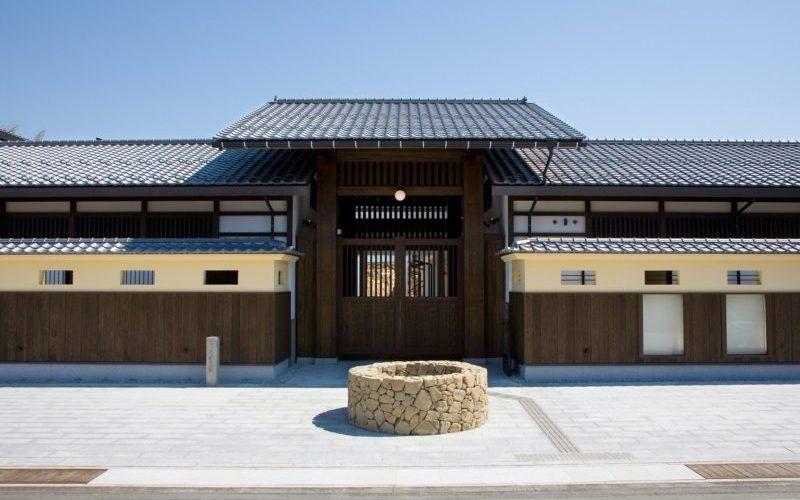 旧矢嶋邸跡地等整備工事(高山市上一之町)
