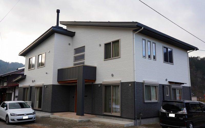 T様邸新築工事(高山市清見町)