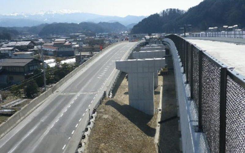 41号上切高架橋下部工事