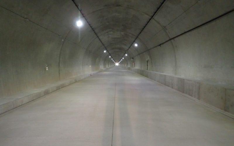 41号宮峠トンネル一之宮工区管路工事