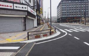 公共防災・安全交付金事業(街路事業)(都)花里本母線が完成しました