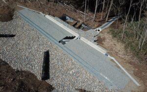 中部縦貫新張地区改築整備工事が完成しました